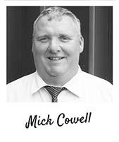 Mick Cowell