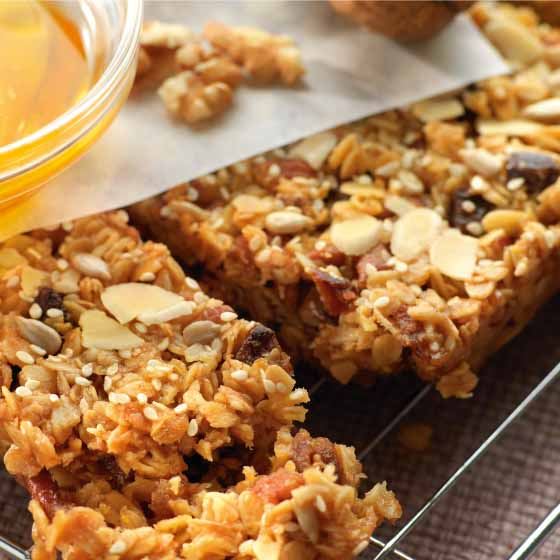 Flapjack Tray Cakes