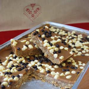 Coffee Crunch Tray