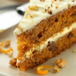 Carrot Gateau