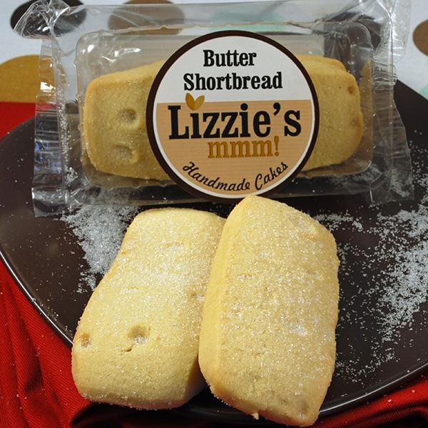 Butter Shortbread Fingers