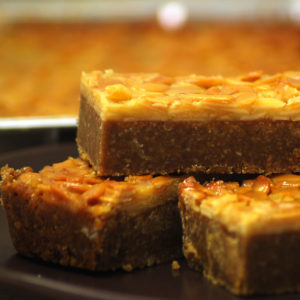 Honey and Almond Bar