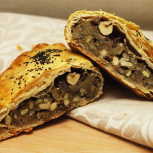 Vegan Pasties