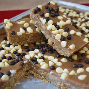 Coffee Crunch Tray