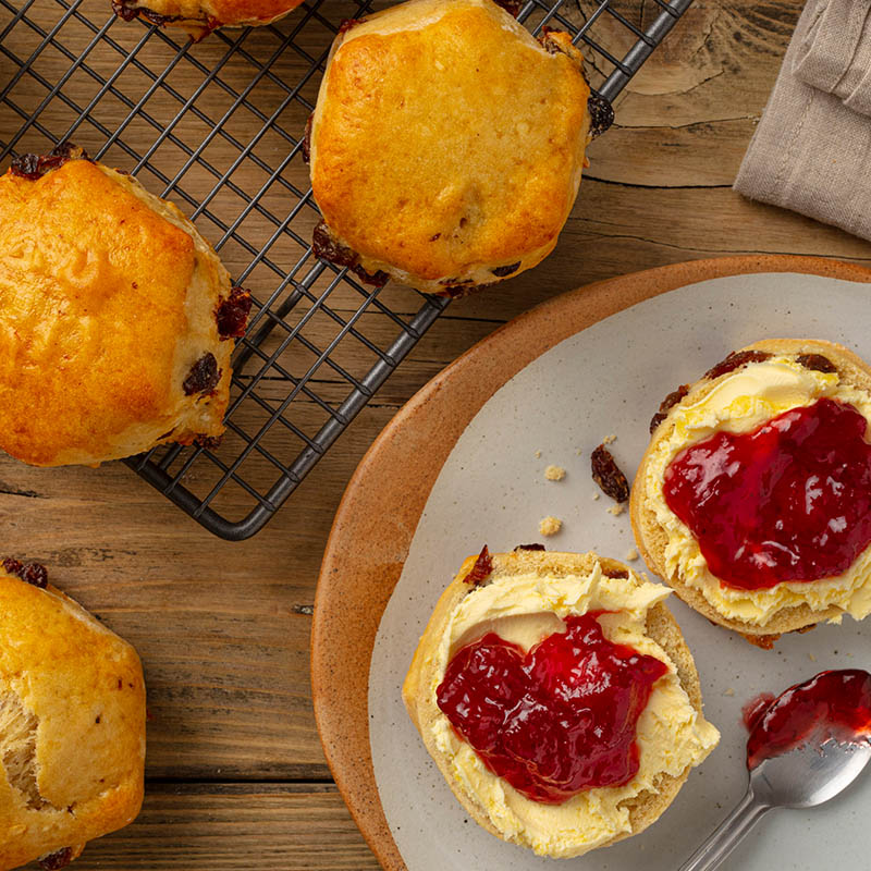 Fruit Scones x 12