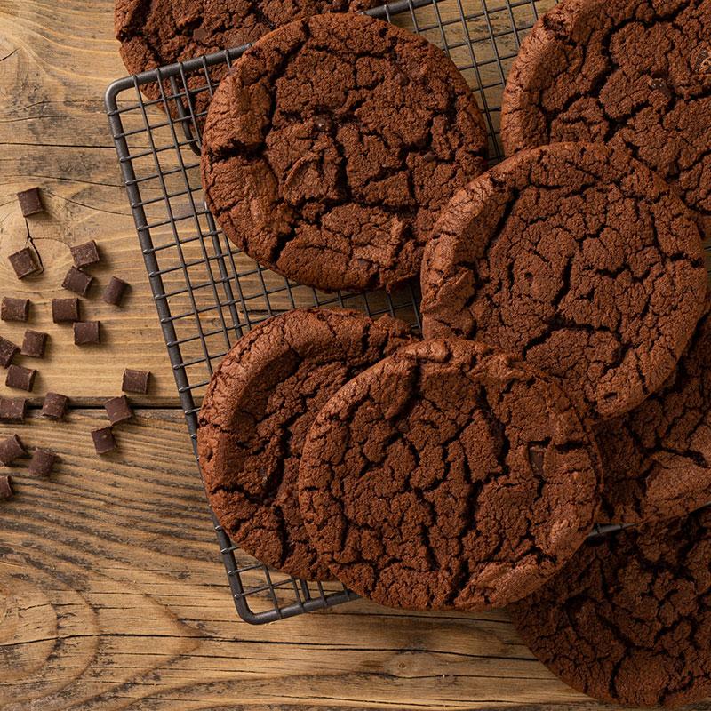 Chocolate Cookies x 18