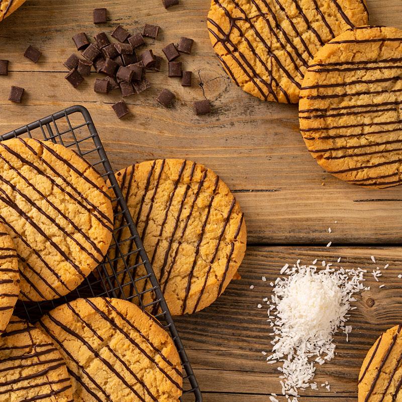 Macaroon Cookies x 18