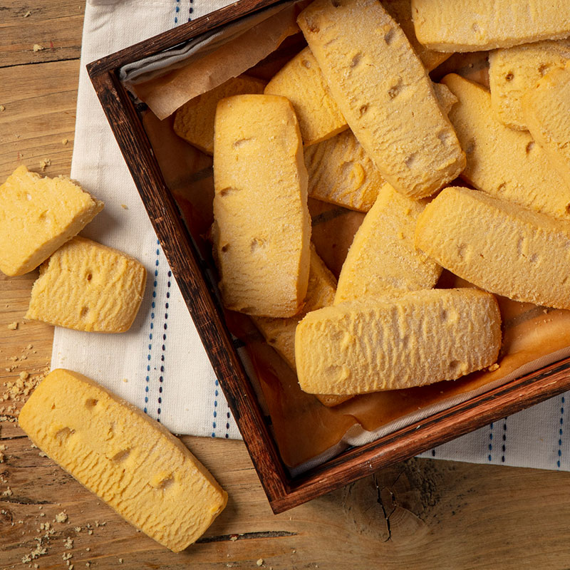 Butter Shortbread Fingers x 18