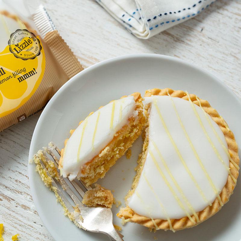Lemon Bakewell Tarts x 24