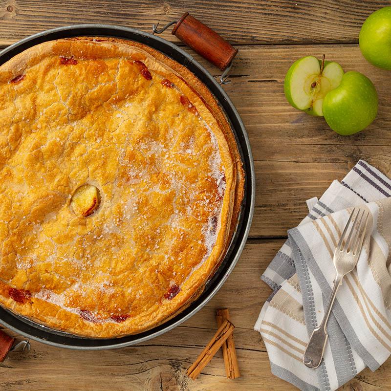 Bramley Apple Pie