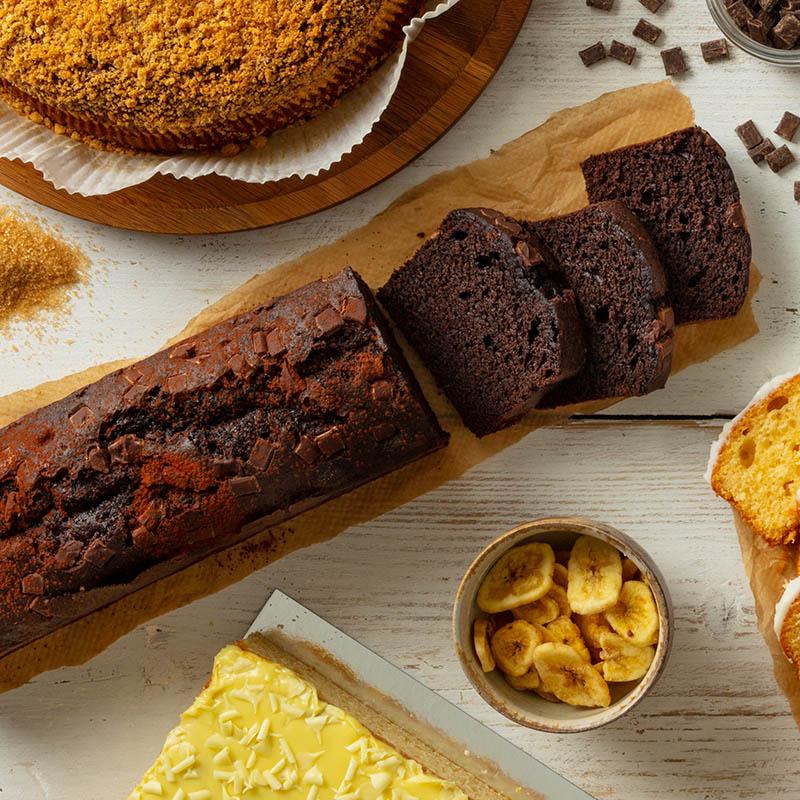 Uncut Chocolate Loaf