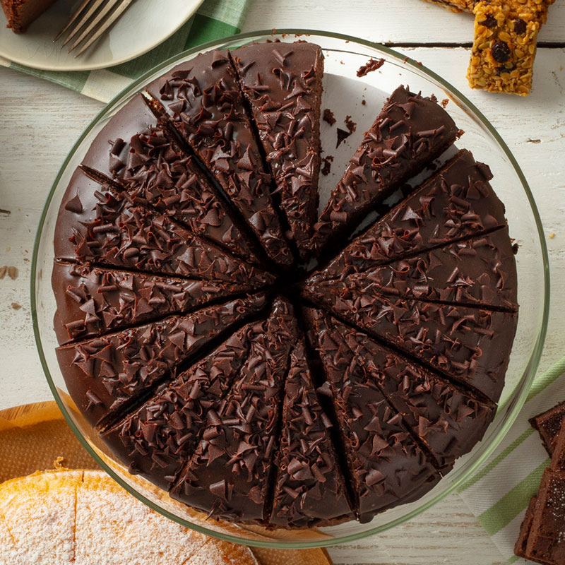 *** Gluten Free Chocolate Cake