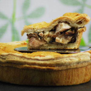 Family Savoury Pies 3 - 4 Portions